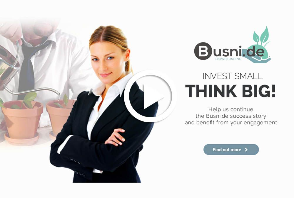 Busni.de Crowdfunding video